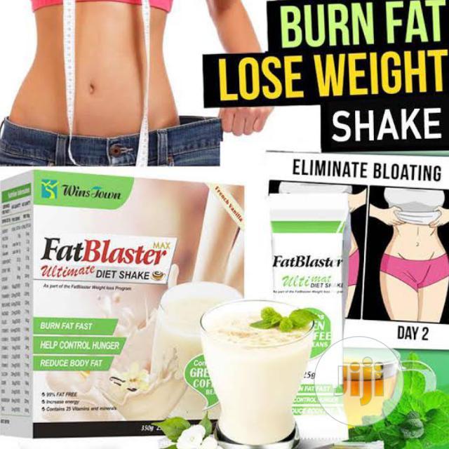 Archive: Fat Blaster Ultimate Diet Shake Slimming Tea