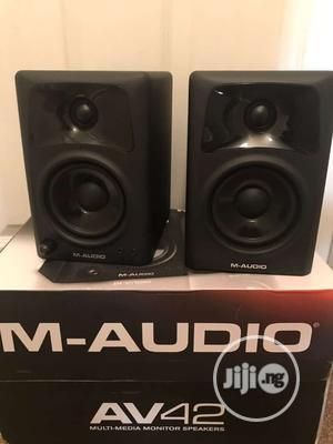 M-Audio Av42 | Audio & Music Equipment for sale in Lagos State, Ojo