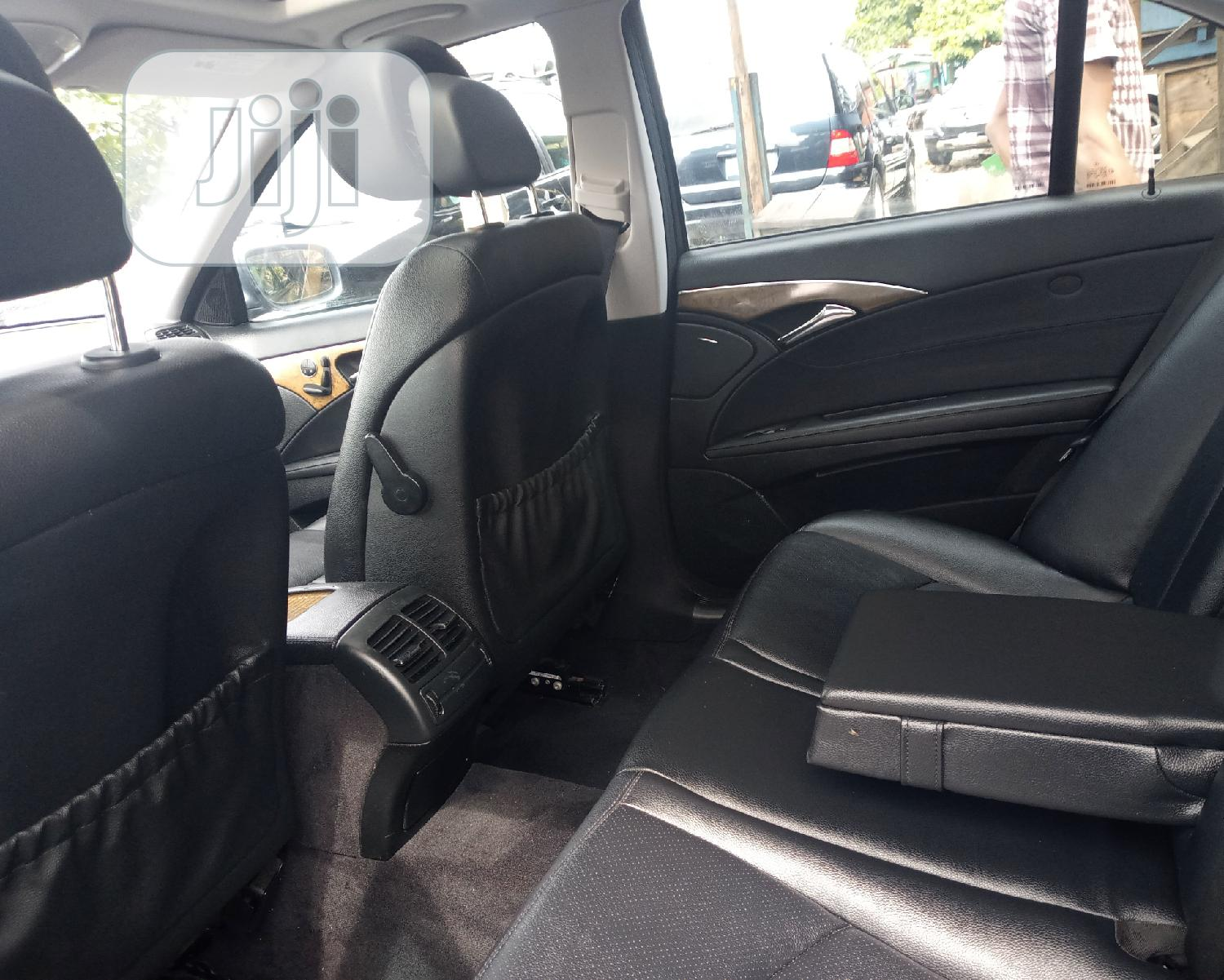 Mercedes-Benz E350 2009 Gray | Cars for sale in Apapa, Lagos State, Nigeria