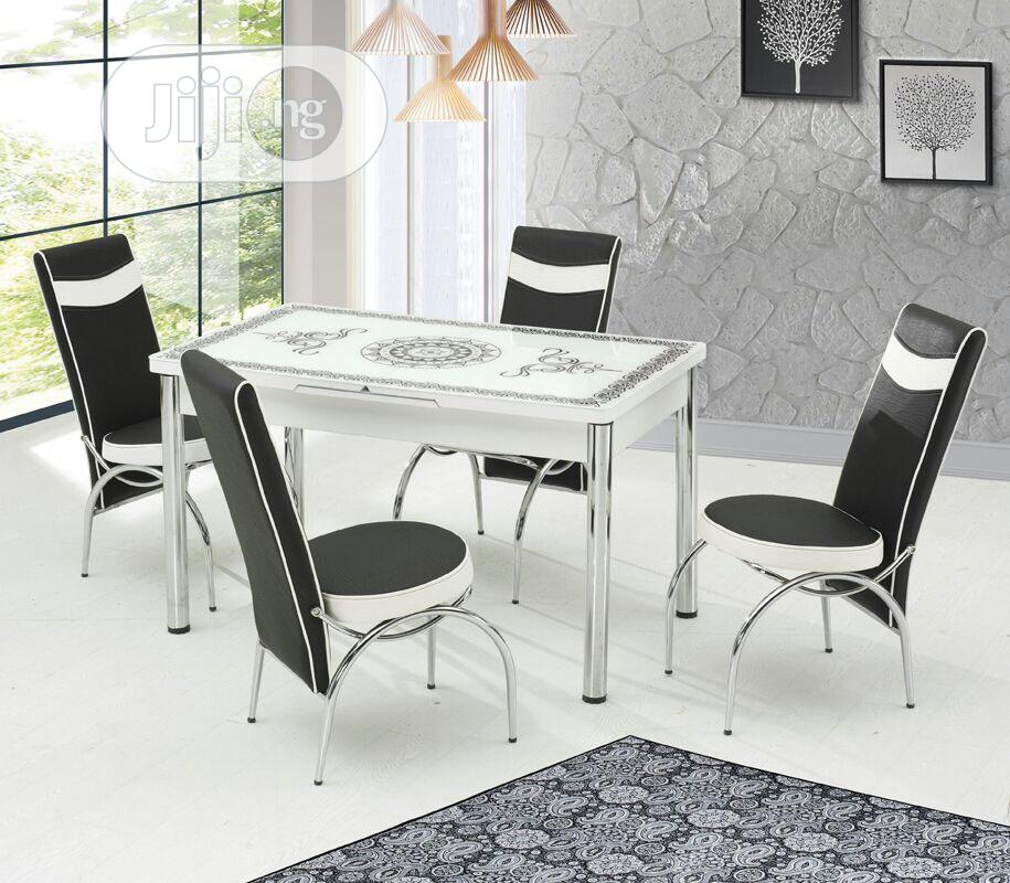 High Quality Turkish Dining Set With Chairs