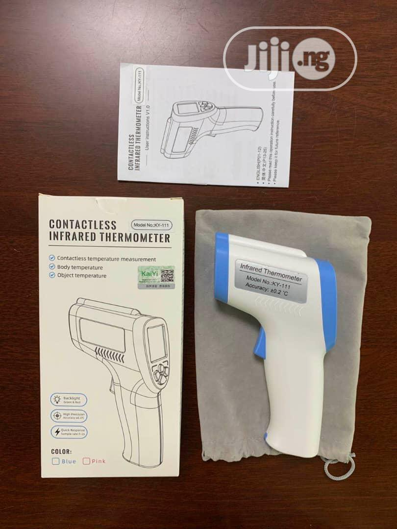 Archive: Non Contact Infrared Thermometer