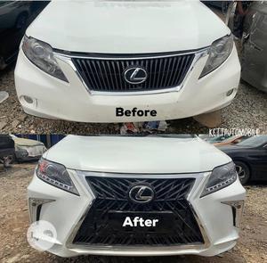 Upgrade Your Lexus 2010 To 2018 New Model