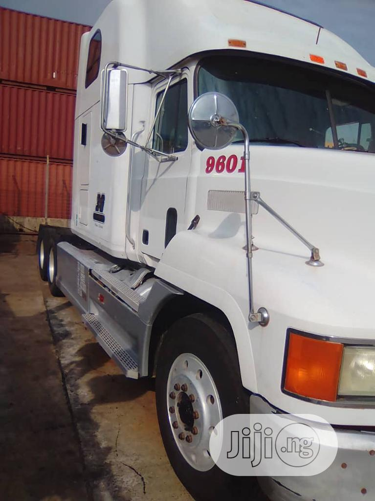 1996 Mack CH613 Sleeper Double Bunk Tractor | Heavy Equipment for sale in Apapa, Lagos State, Nigeria