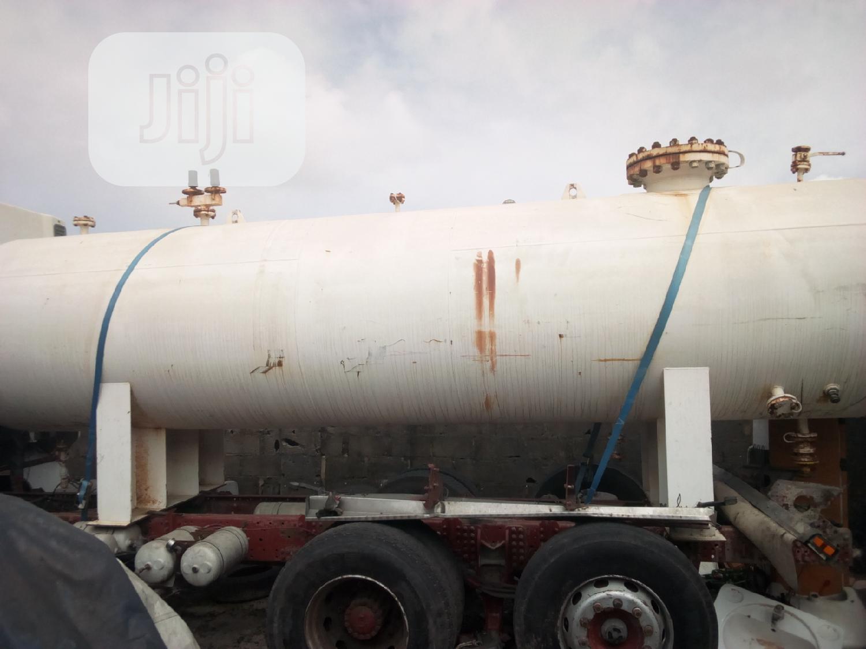 Lpg Storage Gas Tank 6 Tons | Heavy Equipment for sale in Amuwo-Odofin, Lagos State, Nigeria