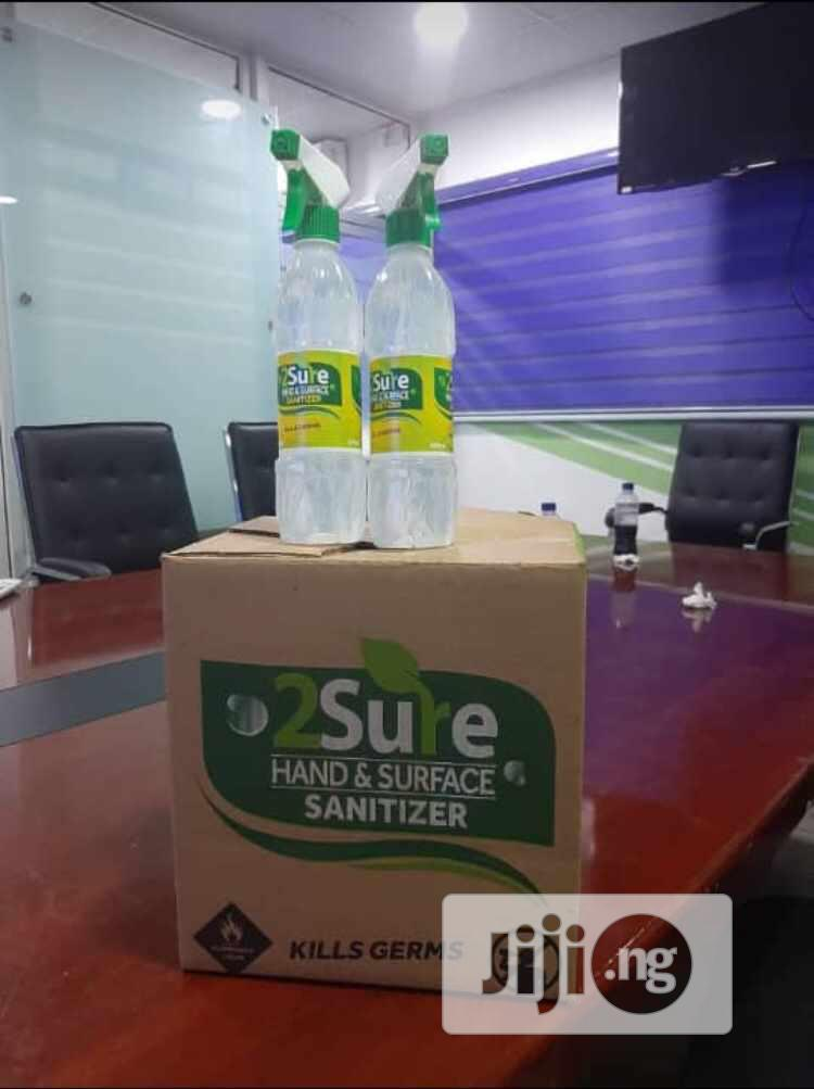 2sure Hand & Surface Sanitizer
