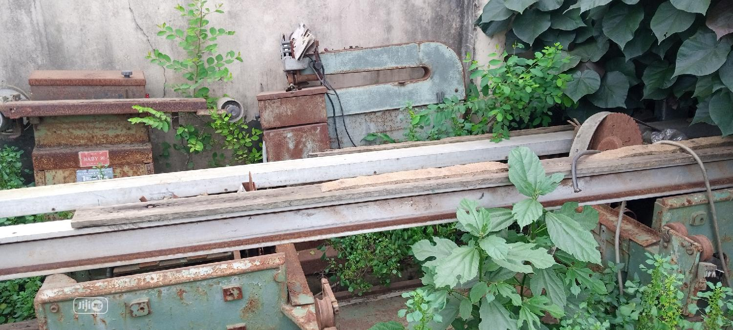 Dimension Wood Saw | Manufacturing Equipment for sale in Alimosho, Lagos State, Nigeria