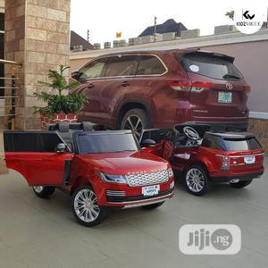 Range Rover Double Seater Kids Licence Car | Toys for sale in Lagos State, Lagos Island (Eko)