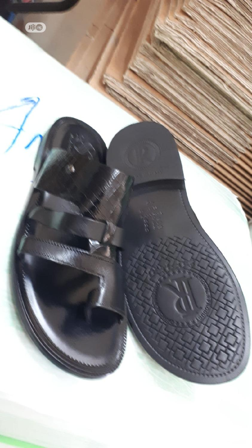 Archive: Quality Leather Pam Sandals
