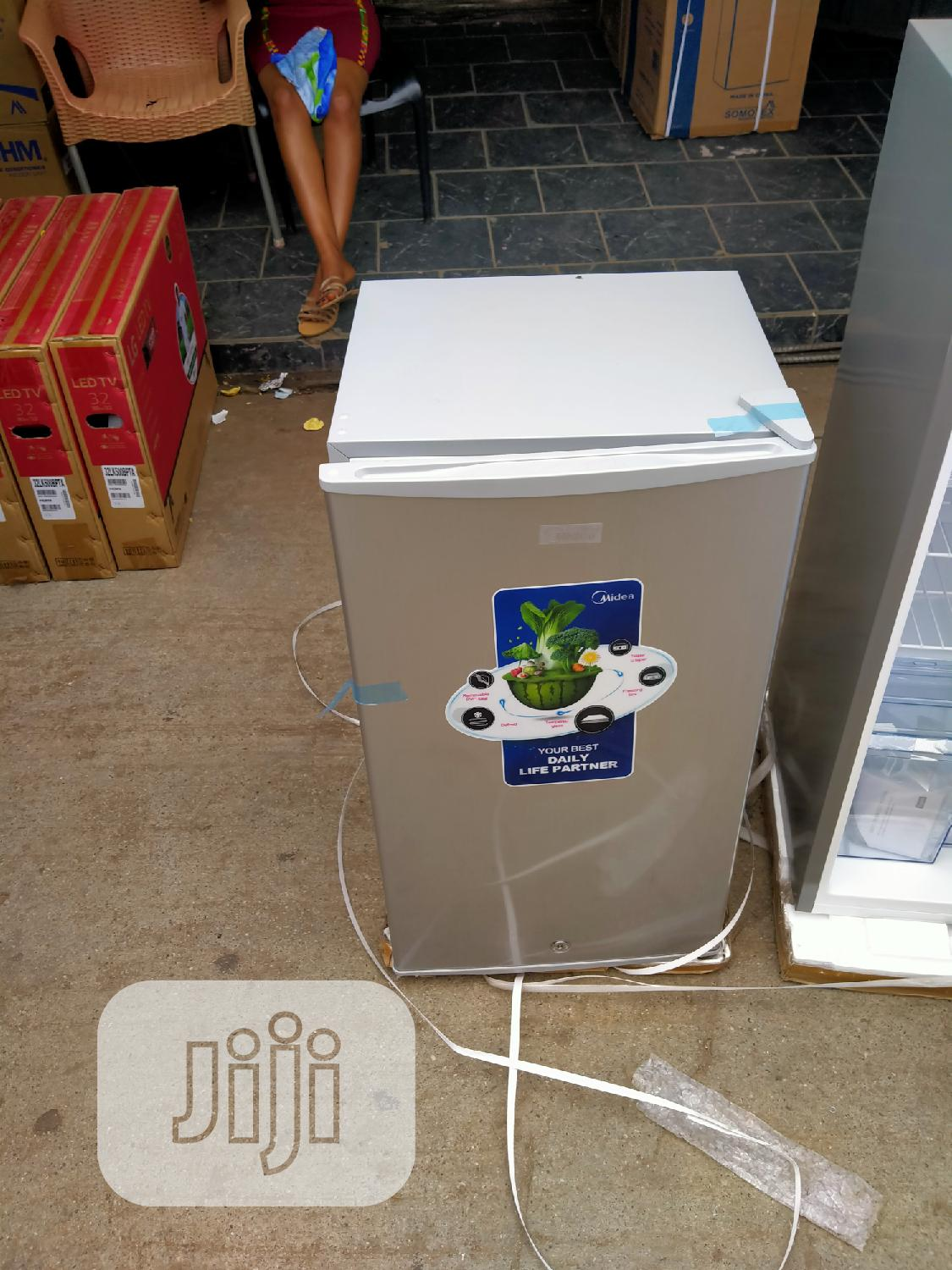 Midea 121L Refrigerator | Kitchen Appliances for sale in Wuse, Abuja (FCT) State, Nigeria