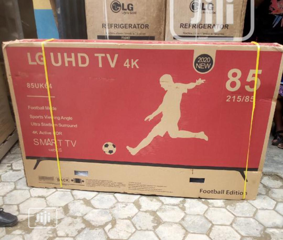 (Arrival) 85''inch LG 4K Ultra HD Smart Internet Tv Android+