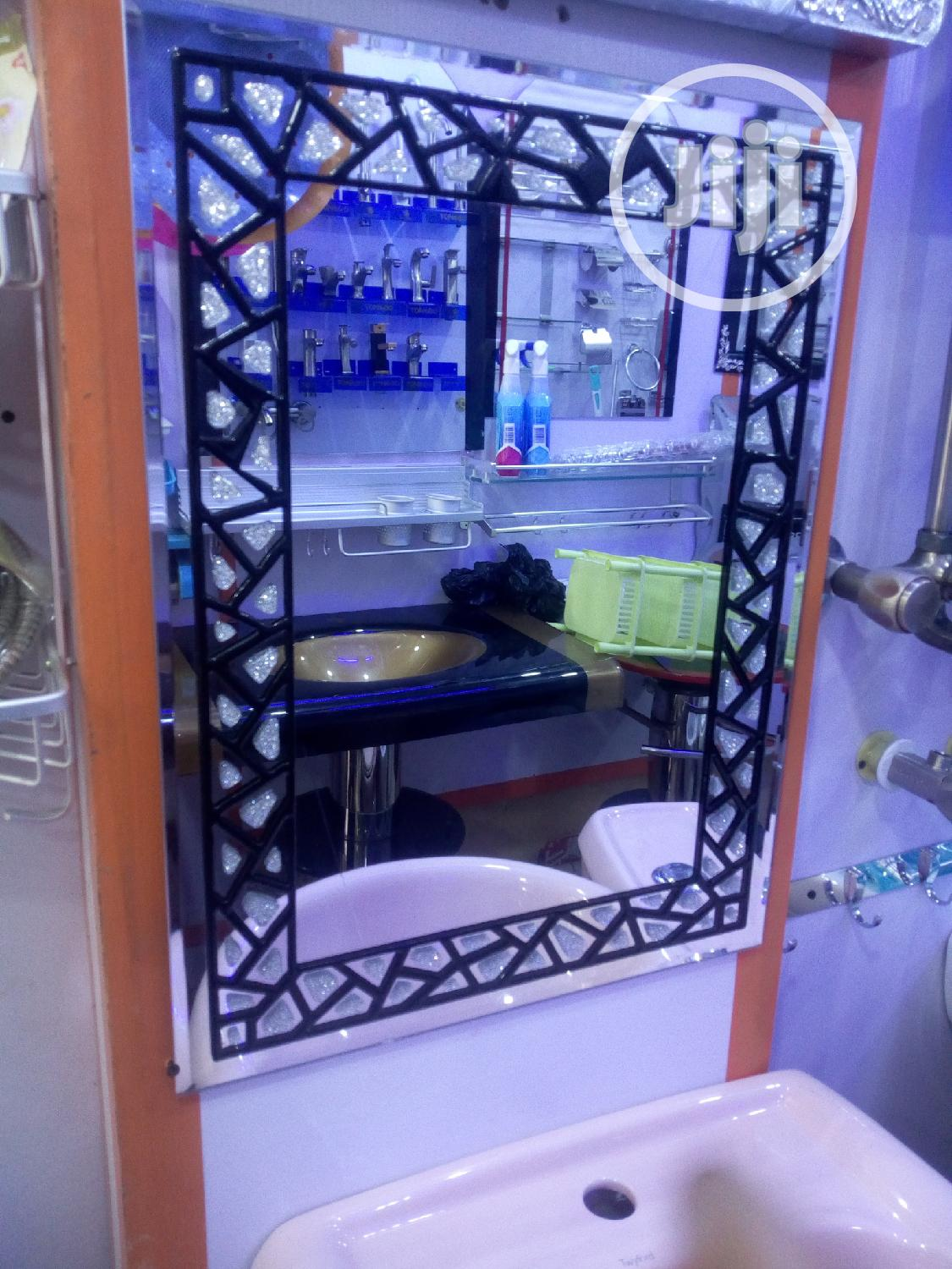 Quality Mirror | Home Accessories for sale in Orile, Lagos State, Nigeria