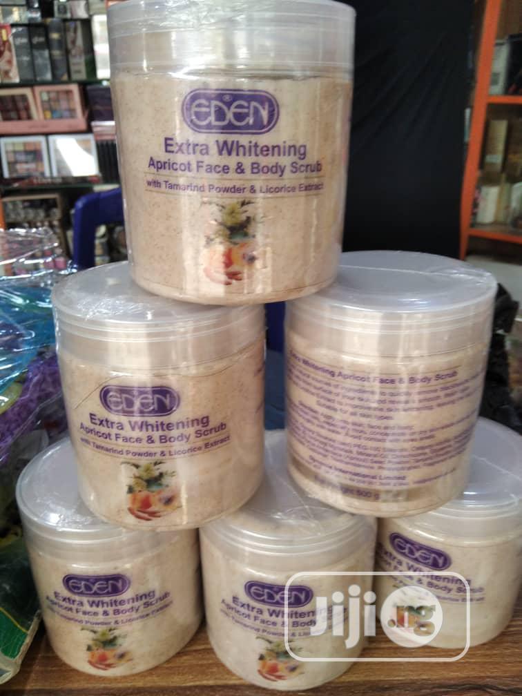 Archive: Eden Extra Whitening Scrub
