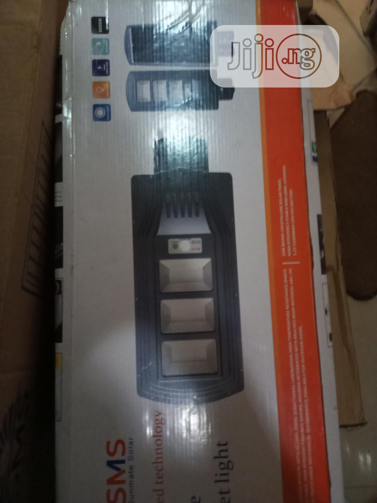 Archive: 60w All In One Light Plastic Body Is Use As Street Light.