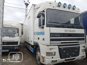 Daf Truck With 6 Tyres   Trucks & Trailers for sale in Lagos State, Apapa