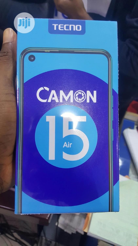 New Tecno Camon 15 Air 64 GB