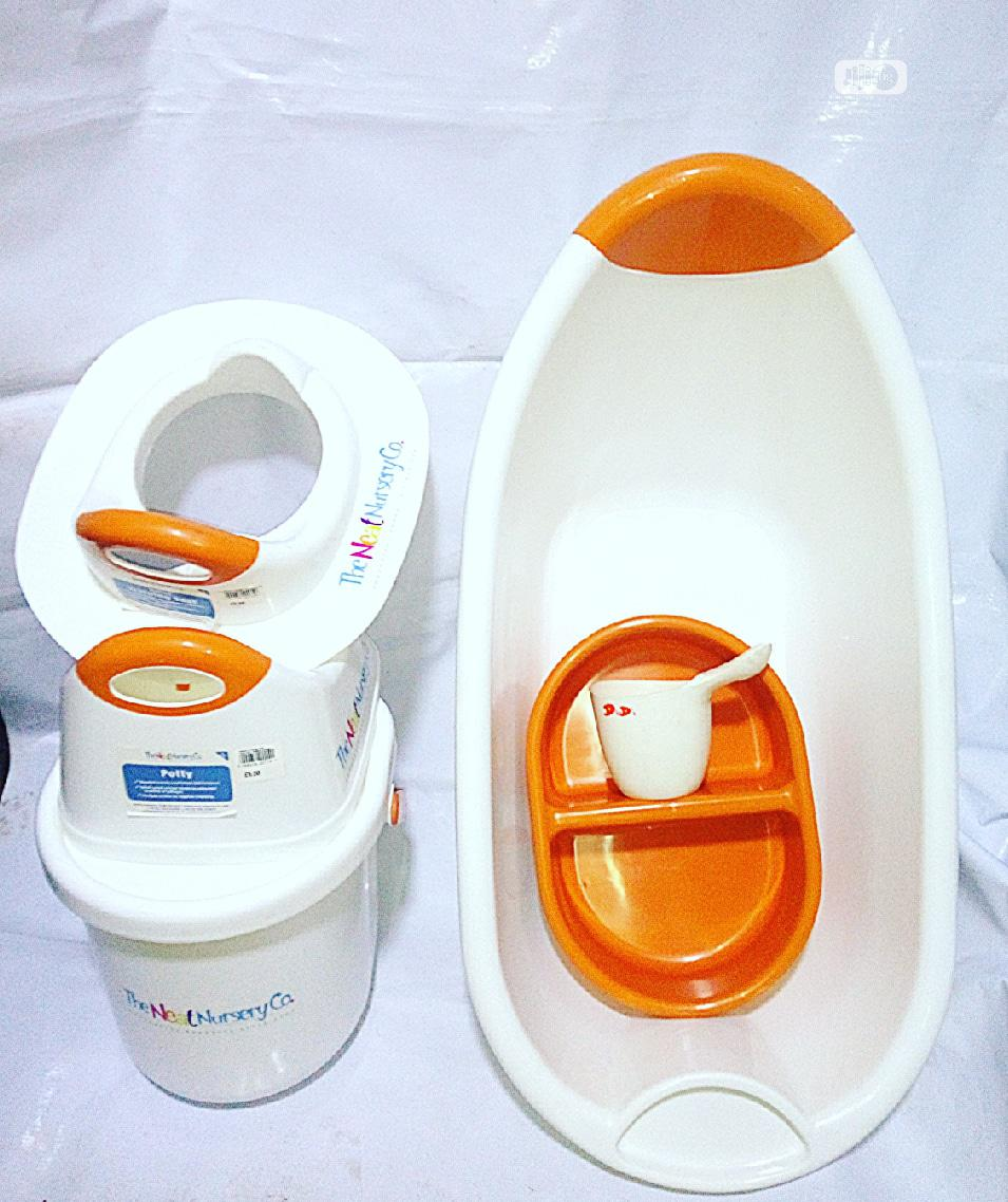 Imported Nusery Baby Bath Set 6pics | Baby & Child Care for sale in Yaba, Lagos State, Nigeria