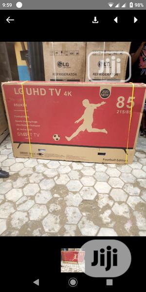 """2020 ANDROID UHD LG 85""""Inch 4K SMART Tv Playstore + Bracket 