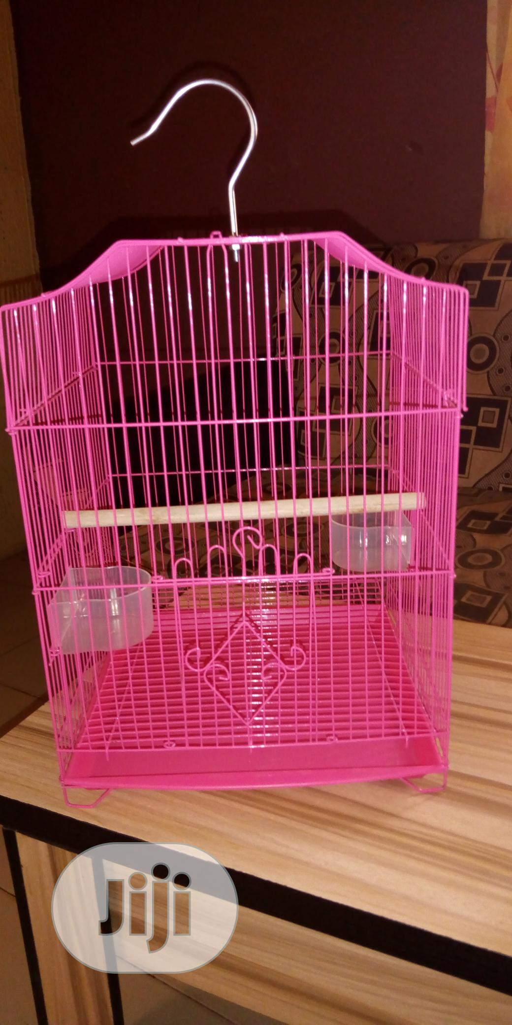 Parrot Cage (Imported)