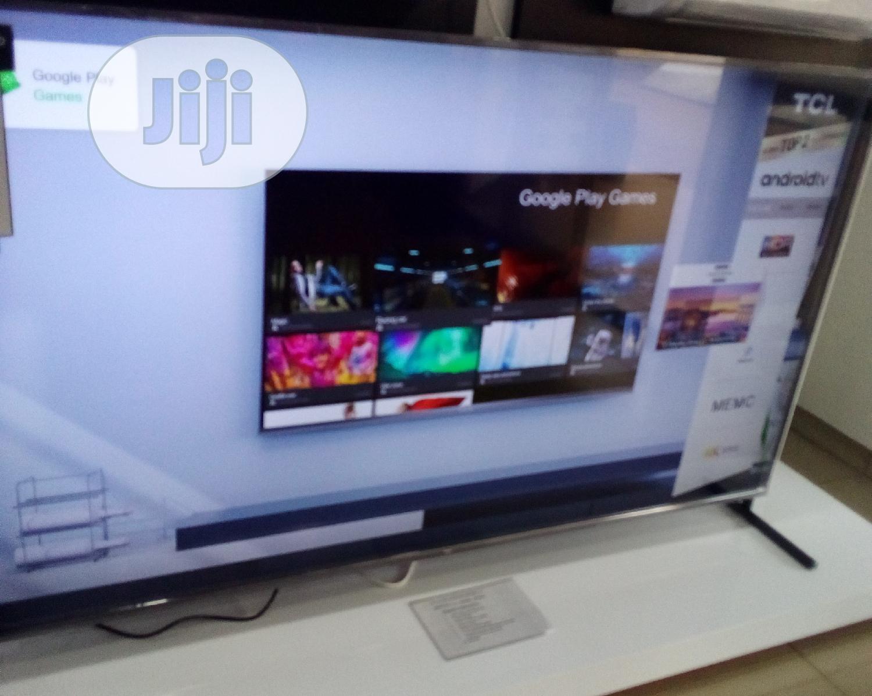 "TCL 85P8M 85"" Ultra Uhd Smart TV"