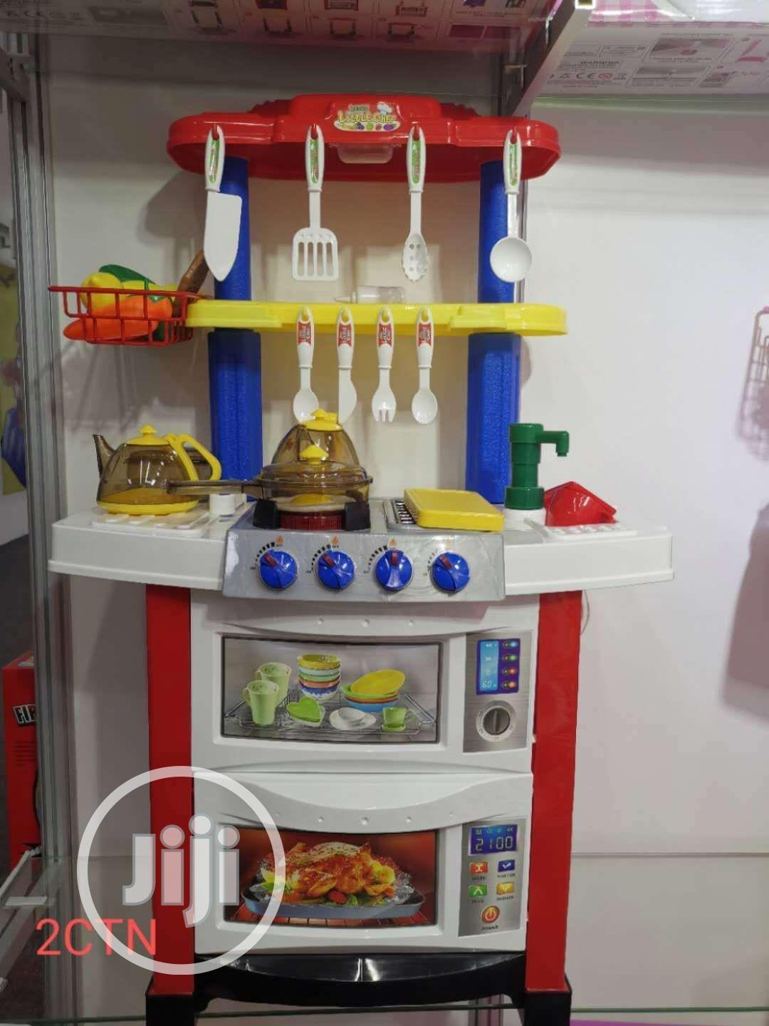 Beautiful Kitchen Set | Toys for sale in Lagos Island (Eko), Lagos State, Nigeria