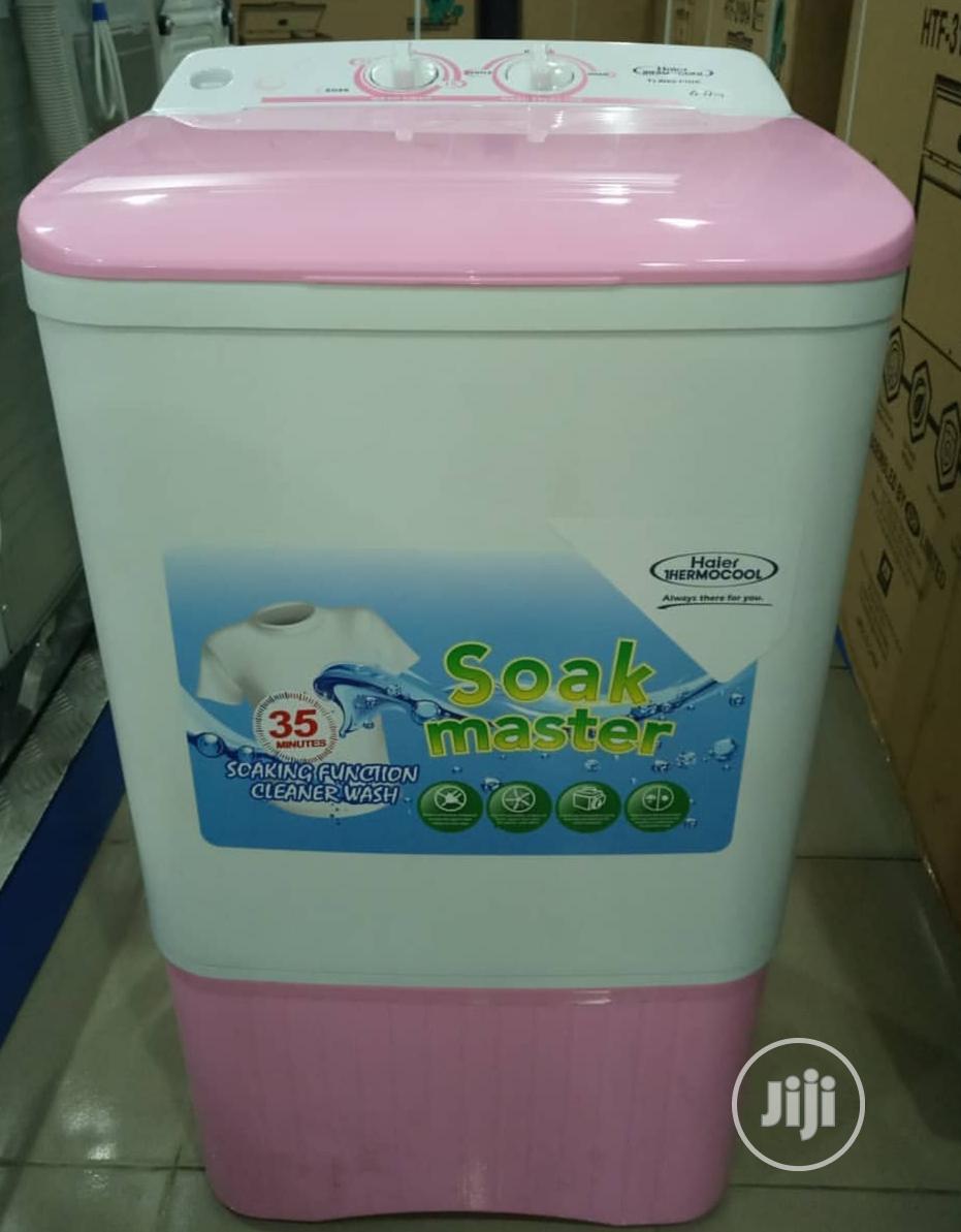 Haier Thermocool Mini Washing Machine