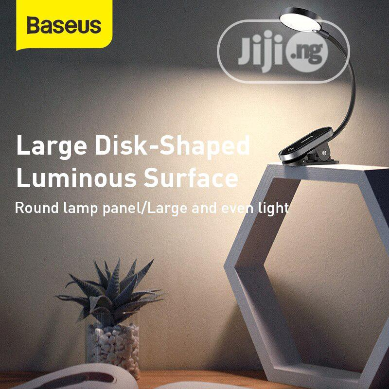Baseus Lighting Comfort Reading Mini Clip Lamp | Home Accessories for sale in Ikeja, Lagos State, Nigeria