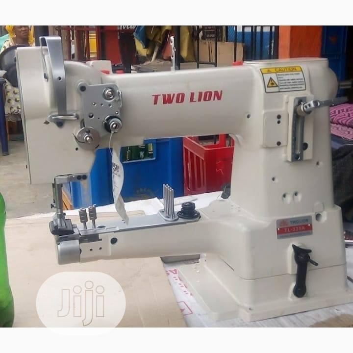 Two Lion Cylinder- Bed Special/ Industrial Sewing Machine