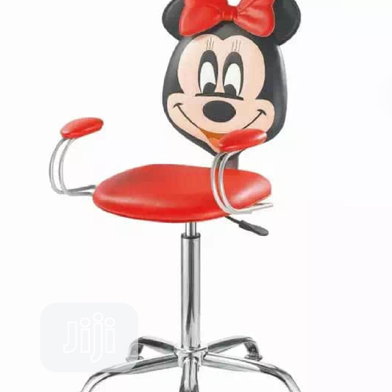 Archive Mickey Mouse Children Chair In Lagos Island Eko Salon Equipment Ocean Weave Beauty Jiji Ng
