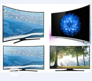 "32"" 4k Android Smart Uhd Curve TV (PV-JP32CV1100BD) -polysta | TV & DVD Equipment for sale in Lagos State, Alimosho"