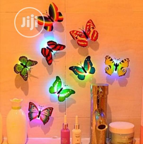 Archive: Butterfly Led Light