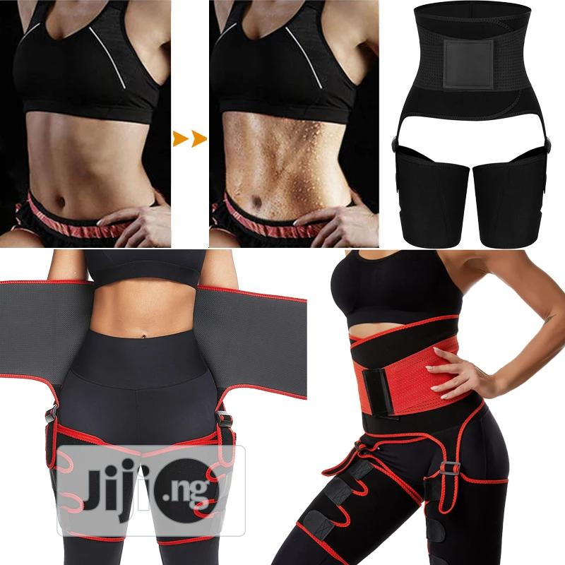 Waist Trainer, Thigh Shaper and Butt Lifter 3 in 1 Belt | Clothing Accessories for sale in Surulere, Lagos State, Nigeria