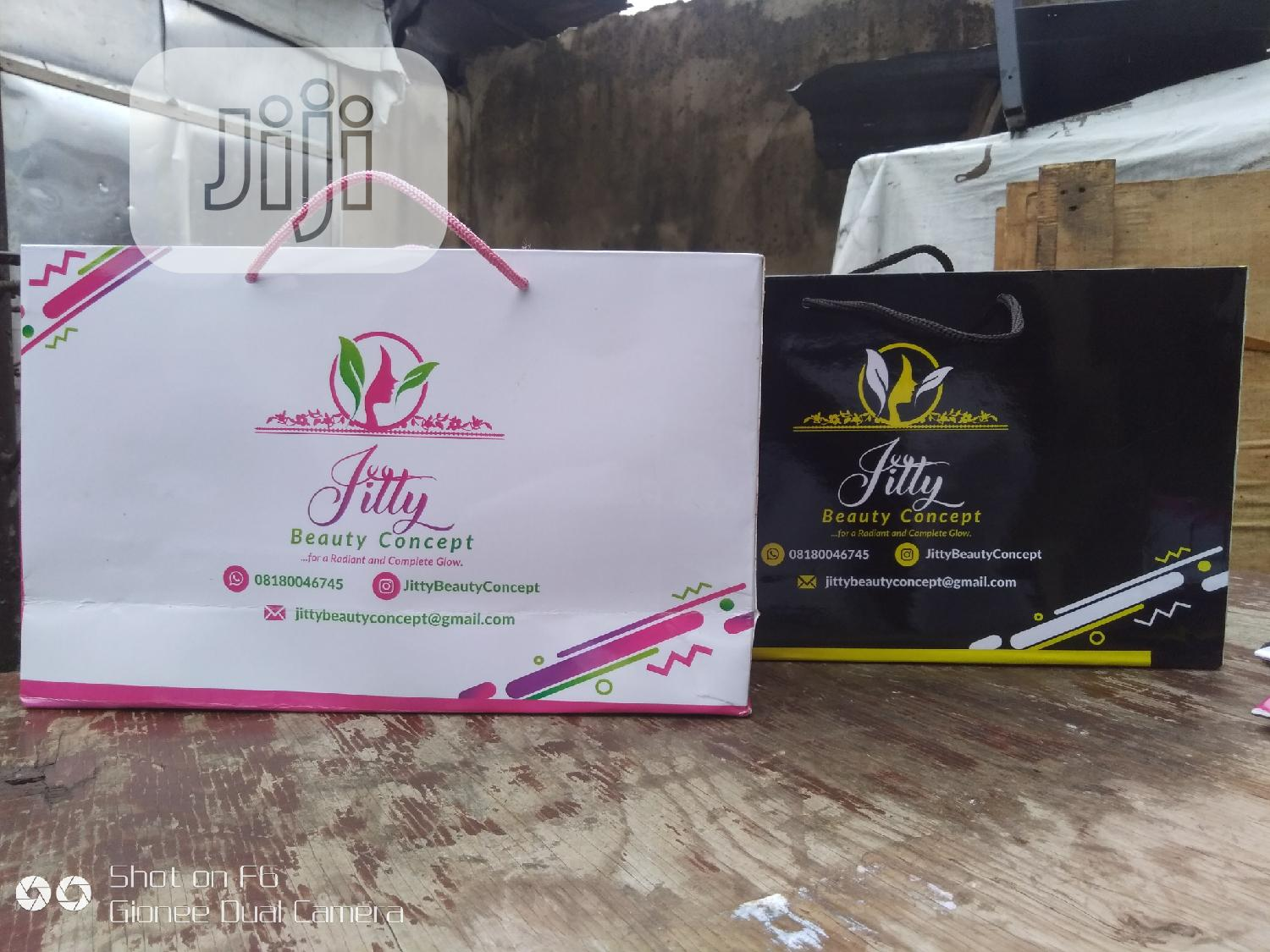 Customized Bags | Printing Services for sale in Shomolu, Lagos State, Nigeria