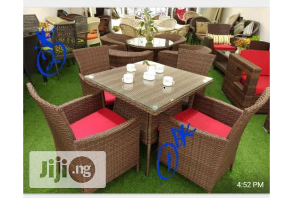 Garden Chair Nd Table
