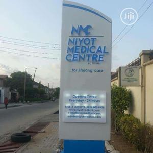 Signage (Signboard) | Manufacturing Services for sale in Lagos State, Victoria Island