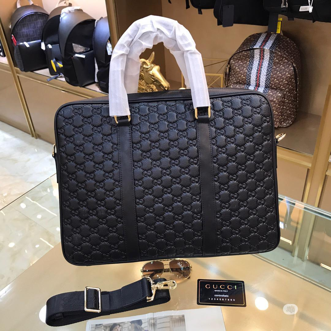 Quality Leather Gucci Bag | Bags for sale in Oshodi, Lagos State, Nigeria