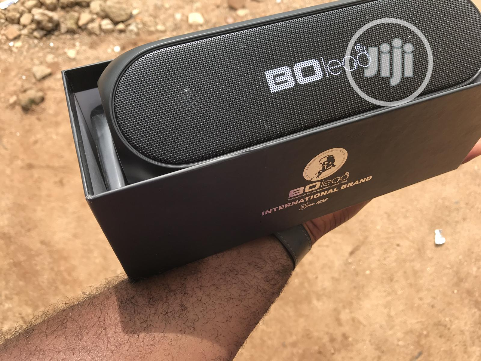 Bluetooth Speaker With A Good Production Quality | Audio & Music Equipment for sale in Wuse, Abuja (FCT) State, Nigeria