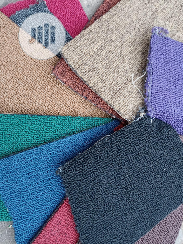 Rug Carpeting/ Installation
