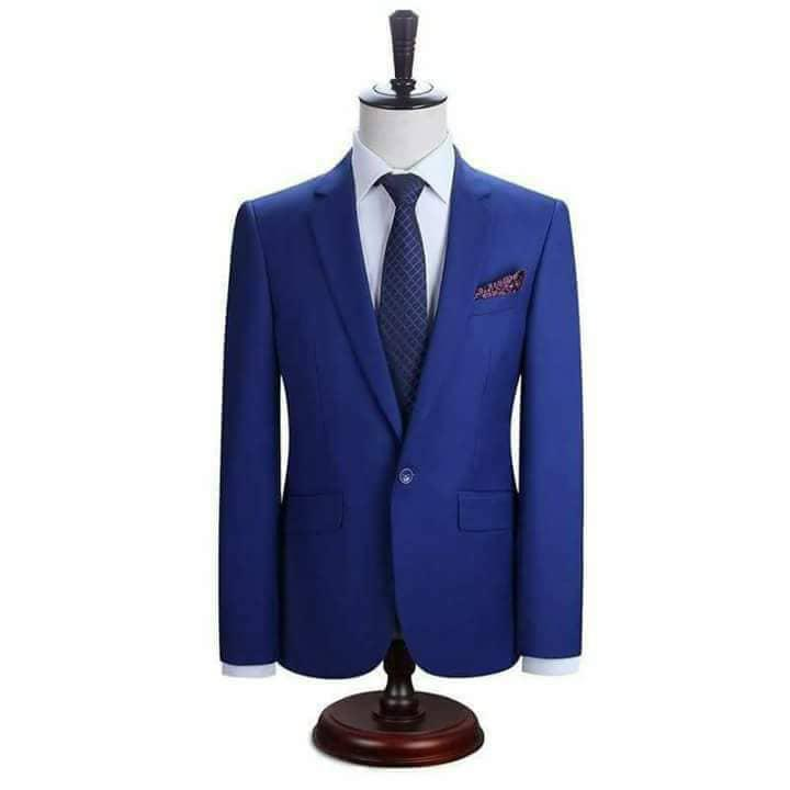 Royal Blue Suits | Clothing for sale in Orile, Lagos State, Nigeria