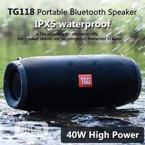 Wireless Bluetooth Bass Speaker Stereo | Audio & Music Equipment for sale in Lagos State, Lekki