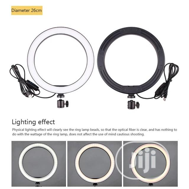 LED Ring Light Selfie Ring Light With Tripod Stand | Accessories & Supplies for Electronics for sale in Lekki, Lagos State, Nigeria