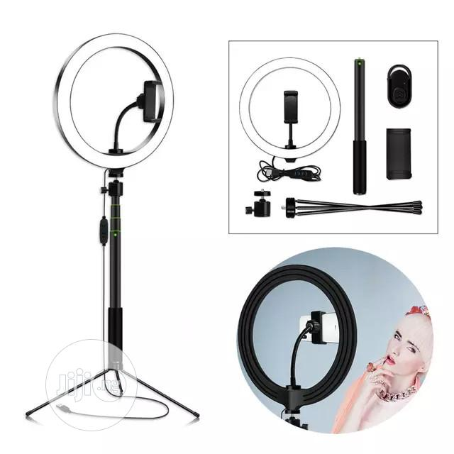 LED Ring Light Selfie Ring Light With Tripod Stand