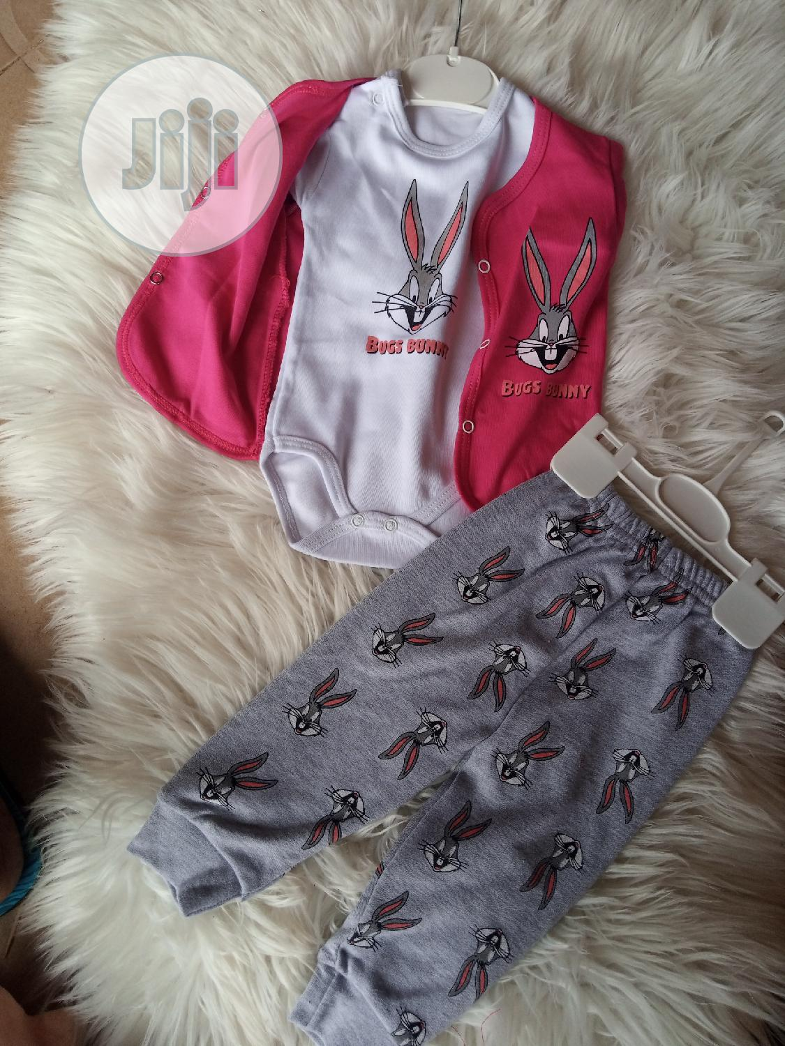 LV Top On Jeans | Children's Clothing for sale in Agege, Lagos State, Nigeria