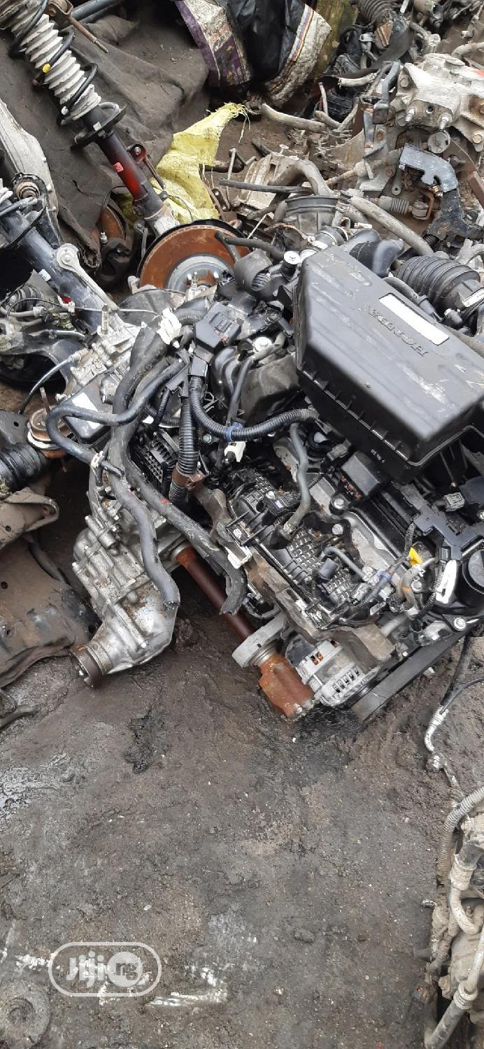 Honda CRV And ACCORD Earth Dream Engine And Transmission AWD | Vehicle Parts & Accessories for sale in Central Business Dis, Abuja (FCT) State, Nigeria