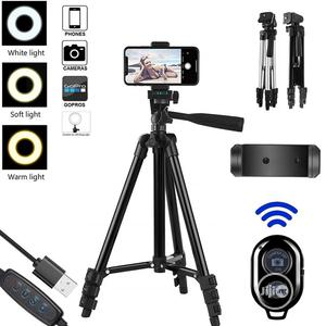 Tripod Stand With Phone Holder | Accessories & Supplies for Electronics for sale in Lagos State, Ajah