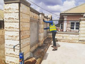Stone Wall   Building & Trades Services for sale in Edo State, Benin City
