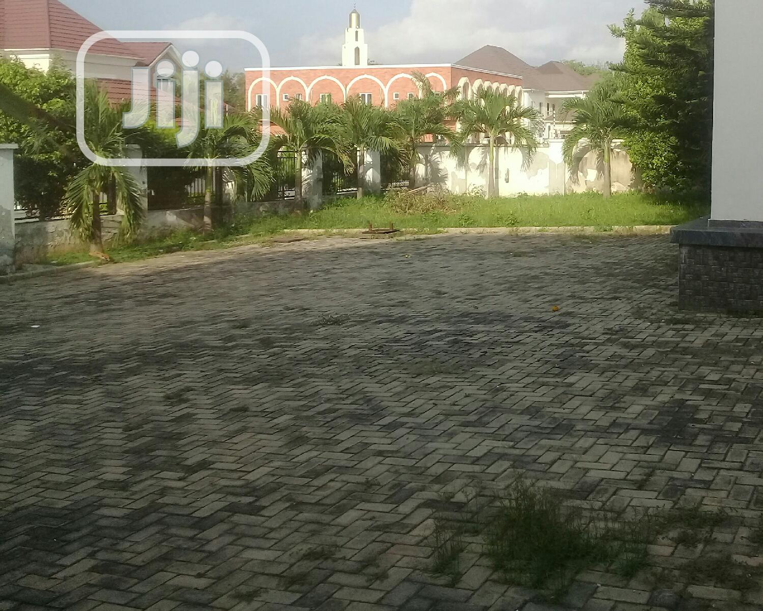Archive: 1200 Sqm Residential Plot With Cofo For Sale With Building