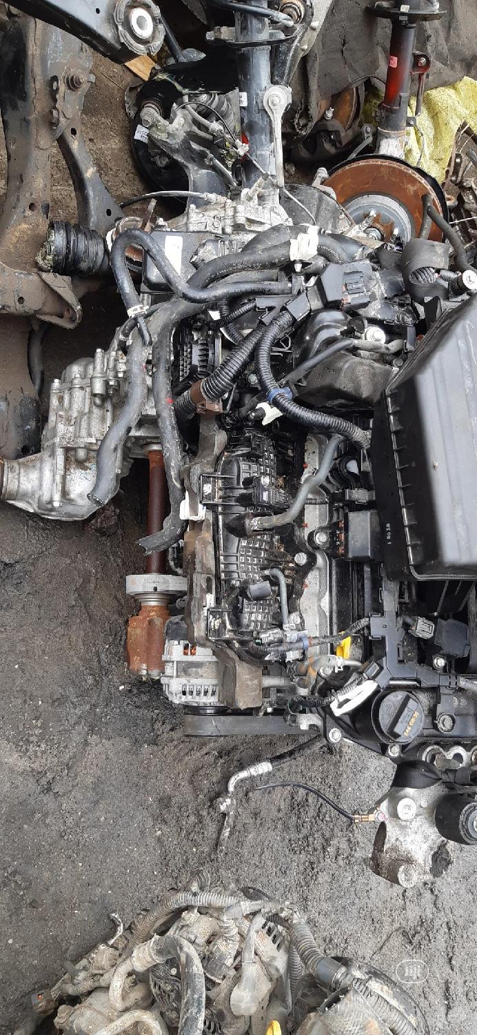 Honda CRV And ACCORD Earth Dream Engine And Transmission AWD