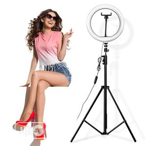 LED Selfie Ring Light Photography Light Ring Lamp   Accessories & Supplies for Electronics for sale in Lagos State, Ajah