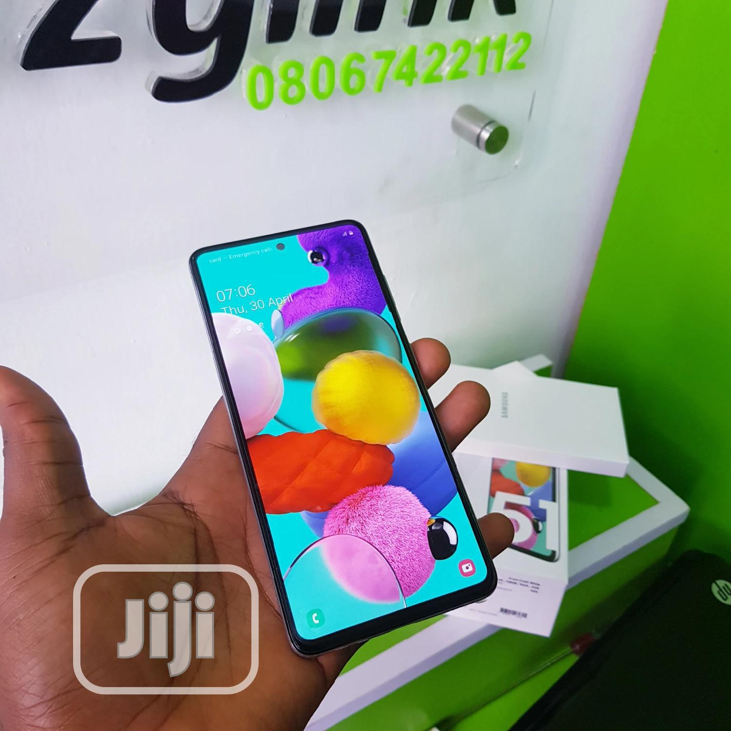 New Samsung Galaxy A51 128 GB | Mobile Phones for sale in Ikeja, Lagos State, Nigeria
