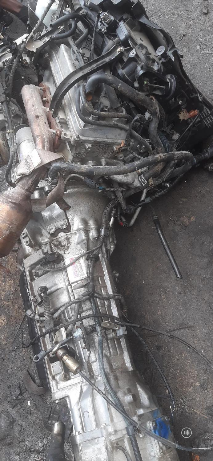 1GR Toyota 4runner, Land Cruisers, Prado Engines | Vehicle Parts & Accessories for sale in Central Business Dis, Abuja (FCT) State, Nigeria